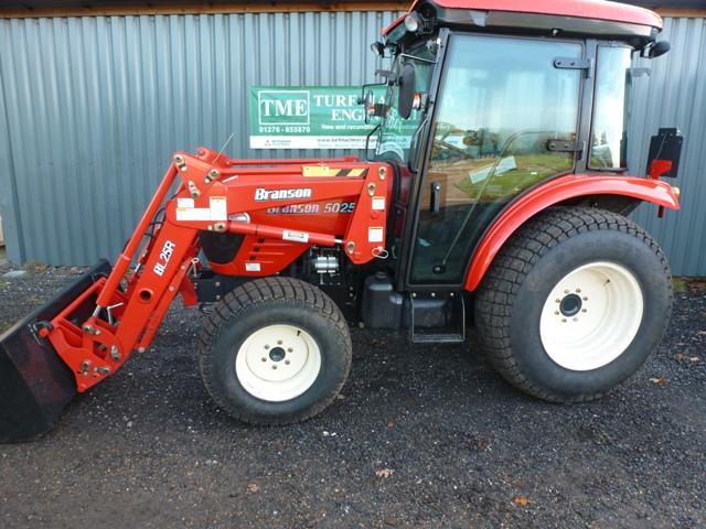 Tractors - TME